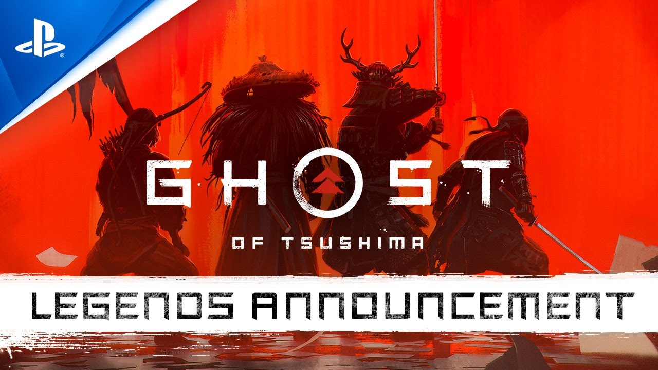 Sony ha annunciato Ghost of Tsushima Legends