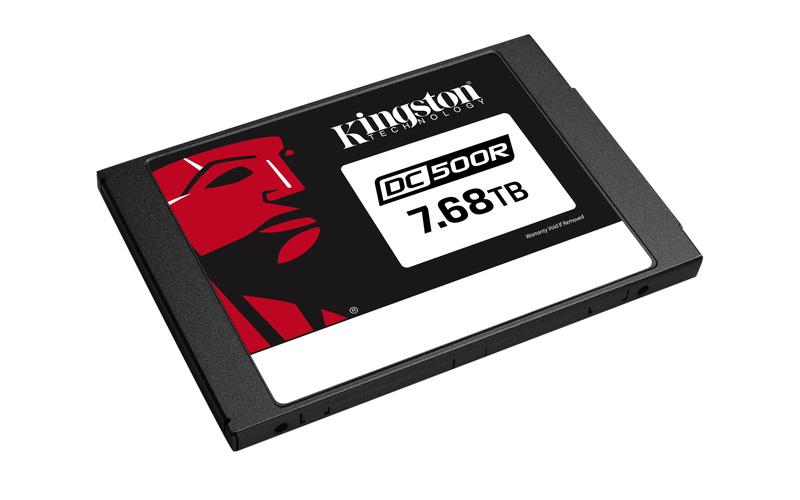 Kingston: SSD da 7,68TB ad alte prestazioni