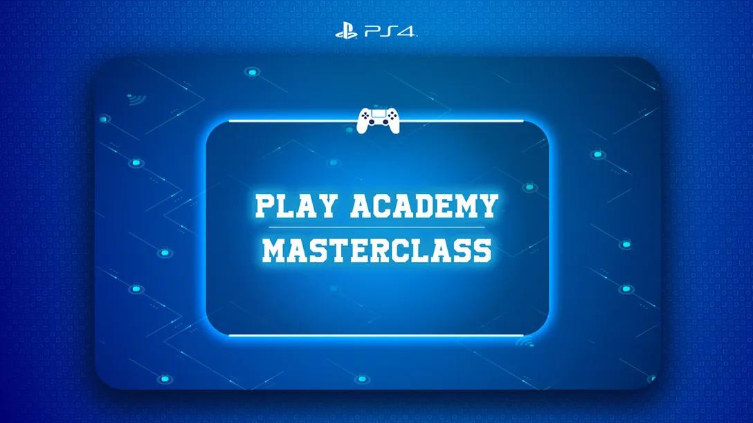 PlayStation Academy si evolve e diventa Masterclass