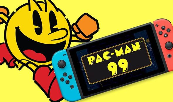PAC-MAN 99 DISPONIBILE PER NINTENDO SWITCH