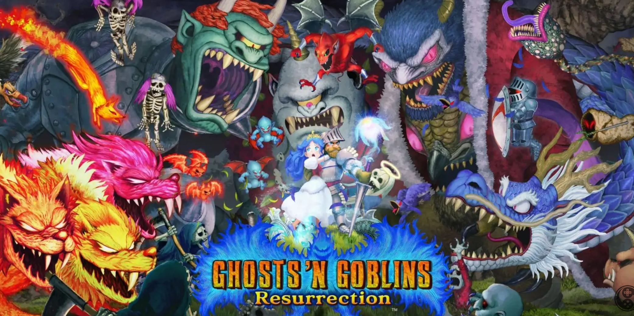 GHOSTS 'N GOBLINS RESURRECTION E CAPCOM ARCADE STADIUM IN ARRIVO SU SWITCH