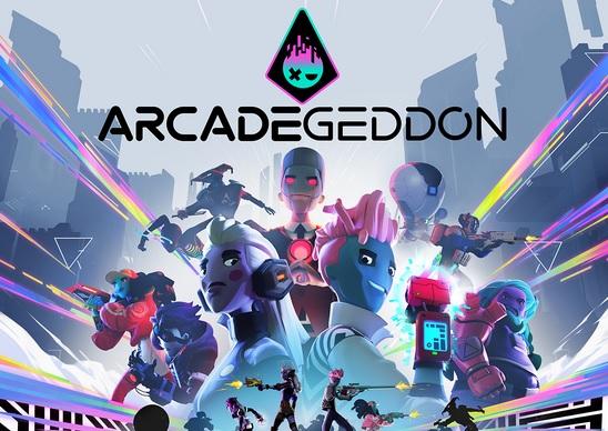 Gamescom 2021 ARCADEGEDDON annuncia il programma