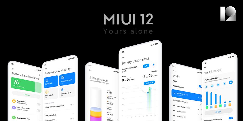 Xiaomi annuncia l'ultima versione del proprio sistema operativo basato su Android: MIUI 12