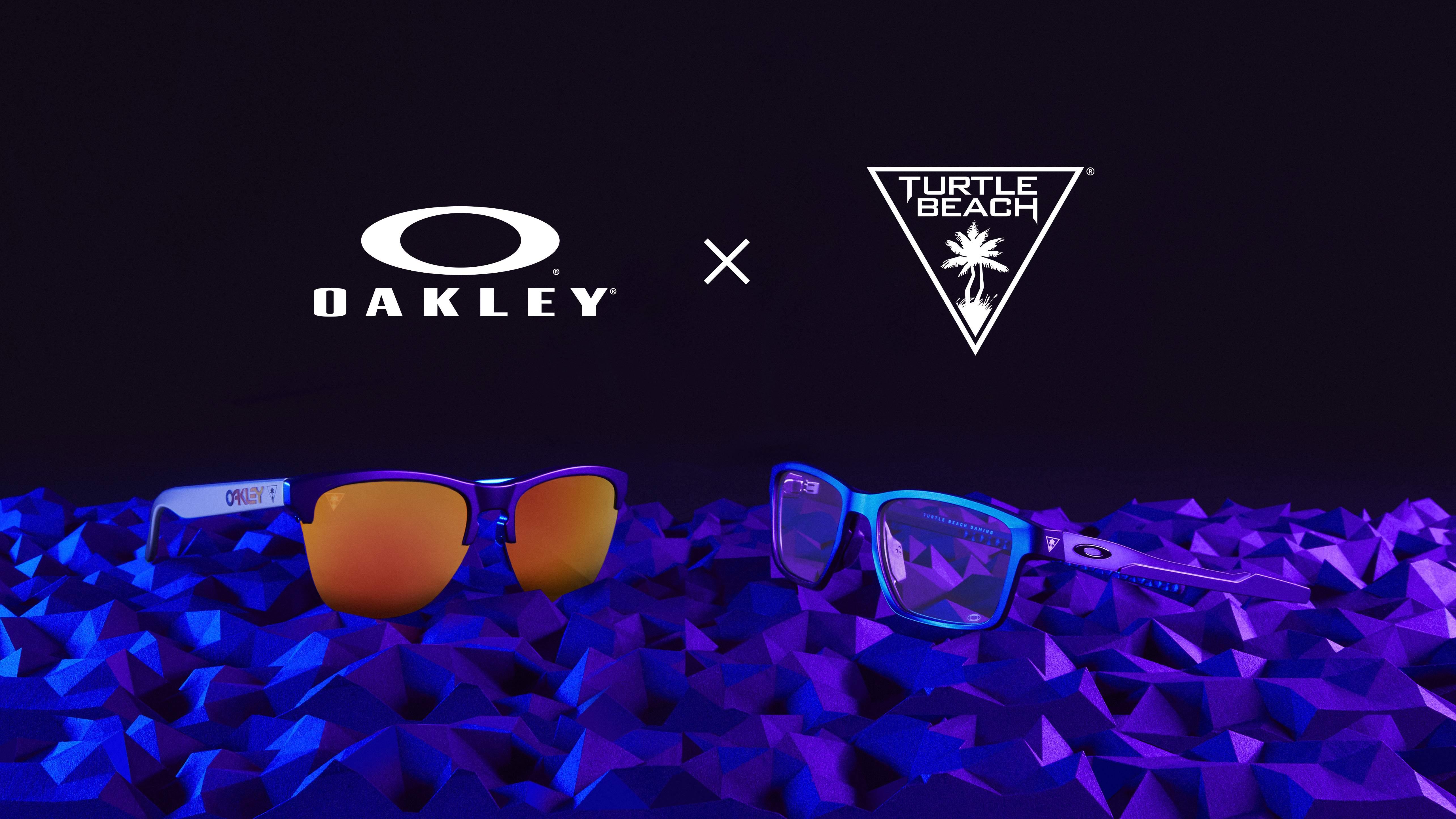 Turtle Beach annuncia la partership con Oakley