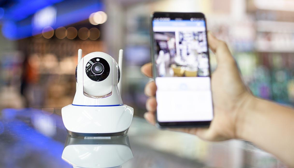 Sicurezza: 4 buoni motivi per installare una telecamera in casa