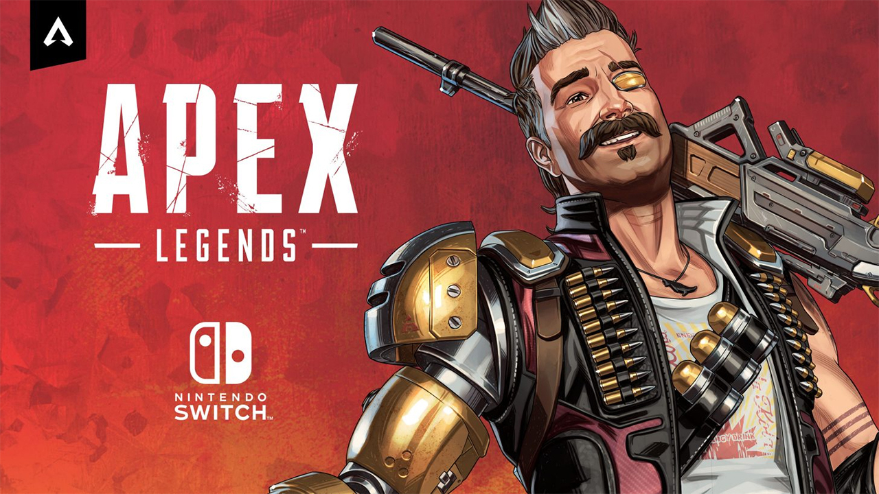 Apex Legends disponibile su Nintendo Switch