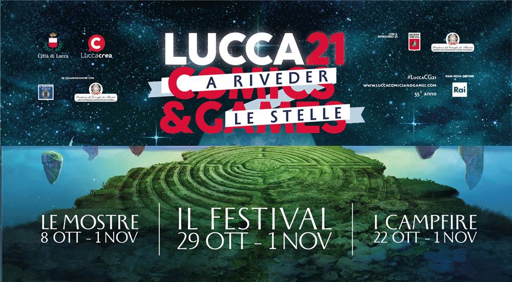 Lucca Comics & Games: il programma dell