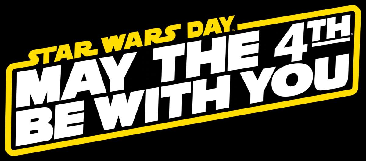 4 MAGGIO: STAR WARS DAY