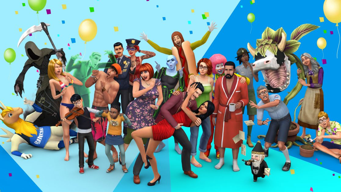 The Sims festeggia il 21° compleanno