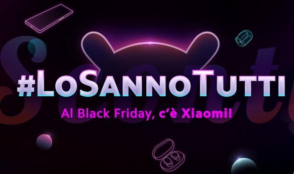 Xiaomi e Paolo Nespoli insieme per il Black Friday