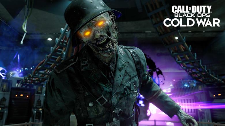 CALL OF DUTY : Black Ops Cold War modalità Zombi