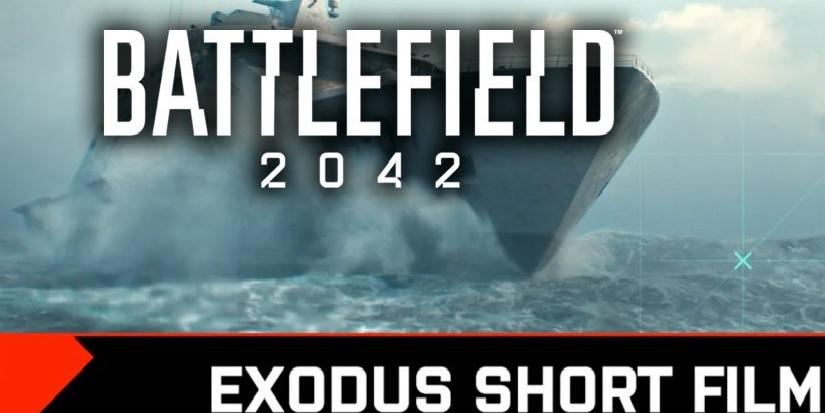 EA rilascia EXODUS Short Film che spiega la guerra totale di BATTLEFIELD 2042
