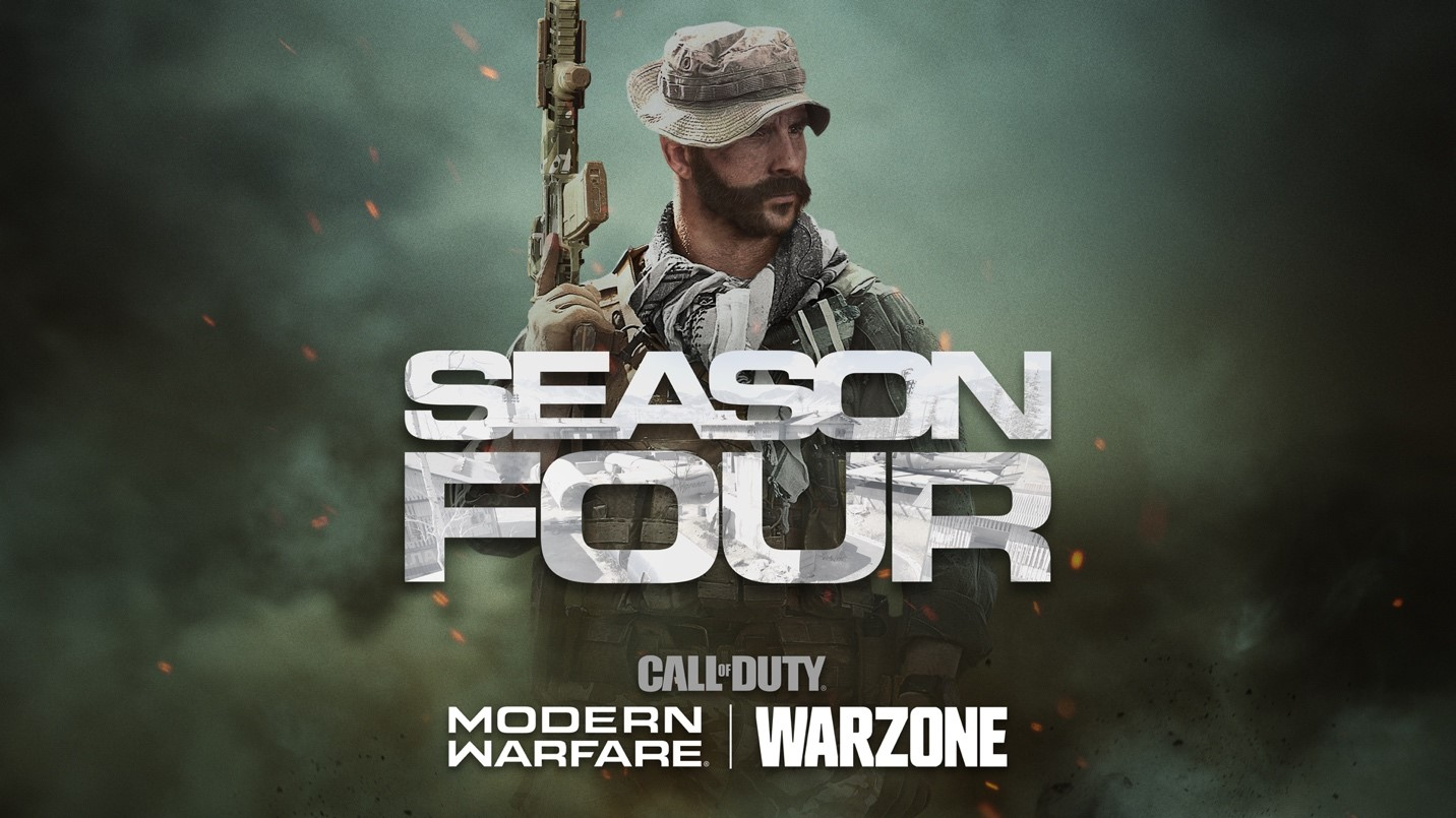Stagione 4 di Call of Duty: Modern Warfare e Warzone