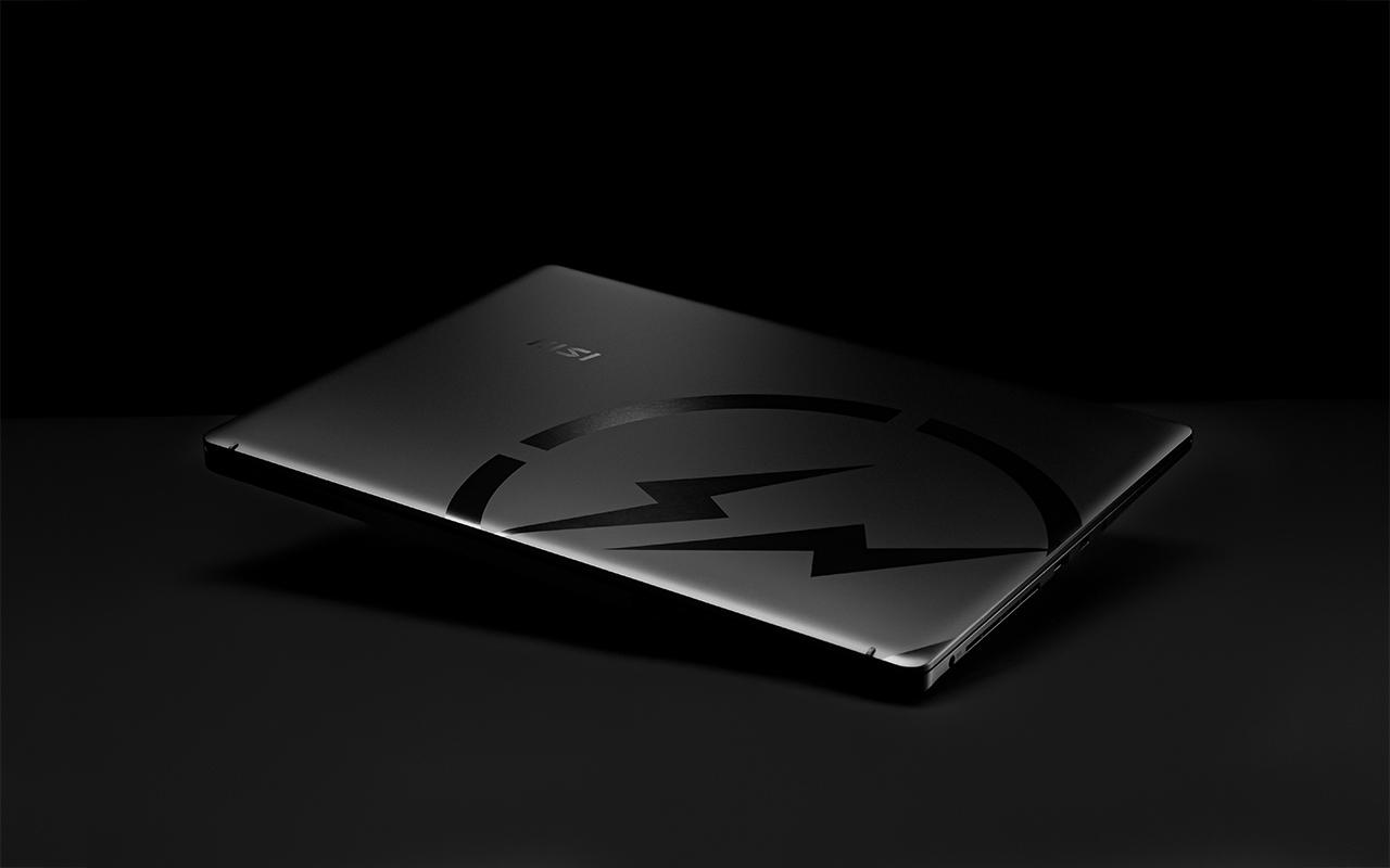 MSI presenta il laptop Creator Z16 Hiroshi Fujiwara