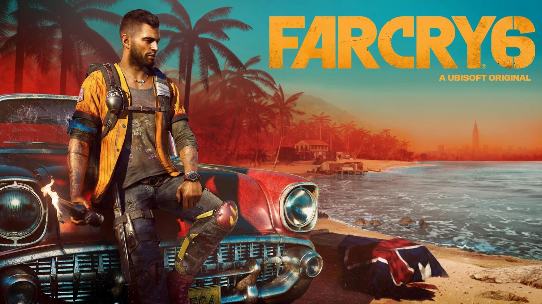 Ubisoft e Hamilton svelano la loro partnership per Far Cry 6