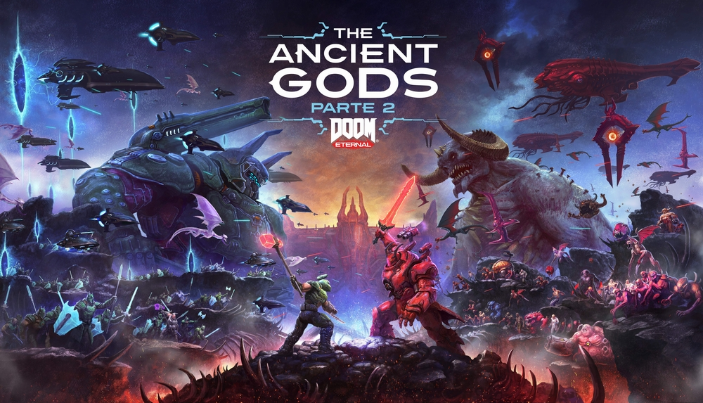 DOOM Eternal The Ancient Gods Parte 2 disponibile domani
