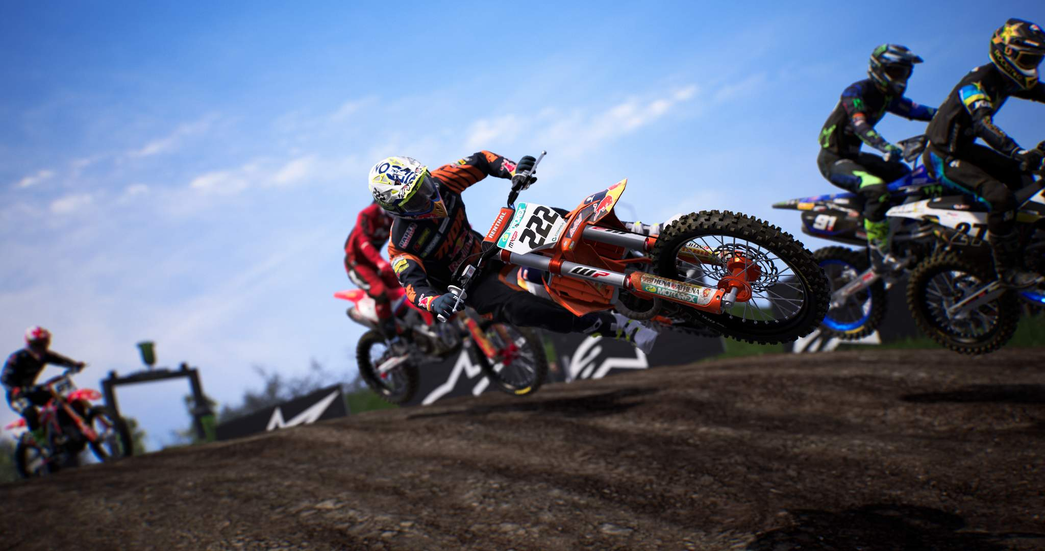 MXGP 2020 PRIMO GAMEPLAY TRAILER