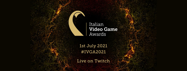 ITALIAN VIDEO GAME AWARDS 2021 - ANNUNCIATE LE NOMINATION