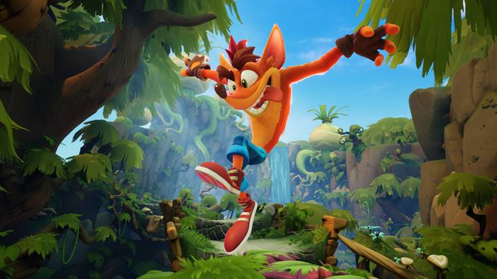 Crash Bandicoot: It's about time arriva in autunno