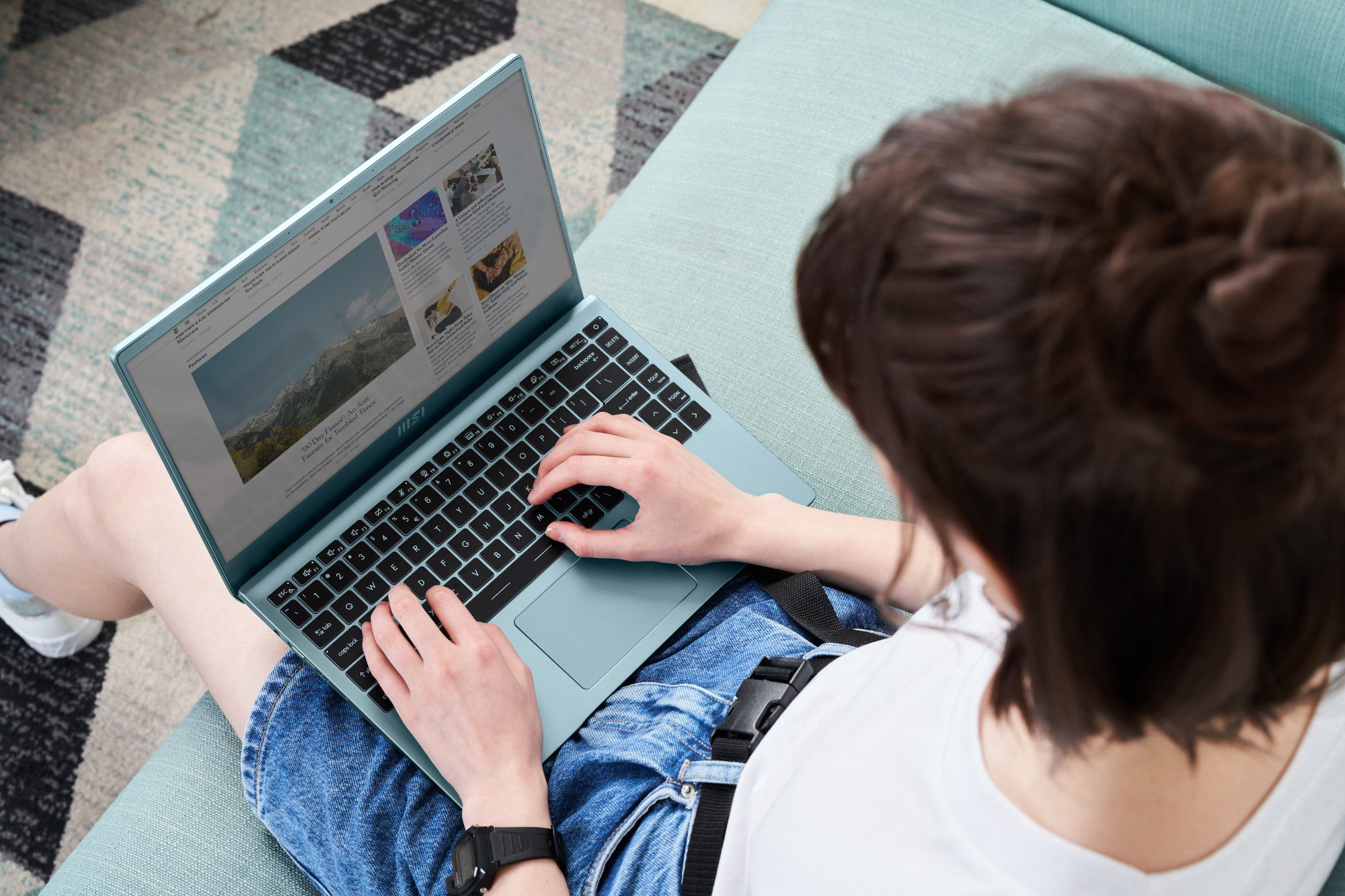 MSI: sconti sui laptop dedicati agli studenti