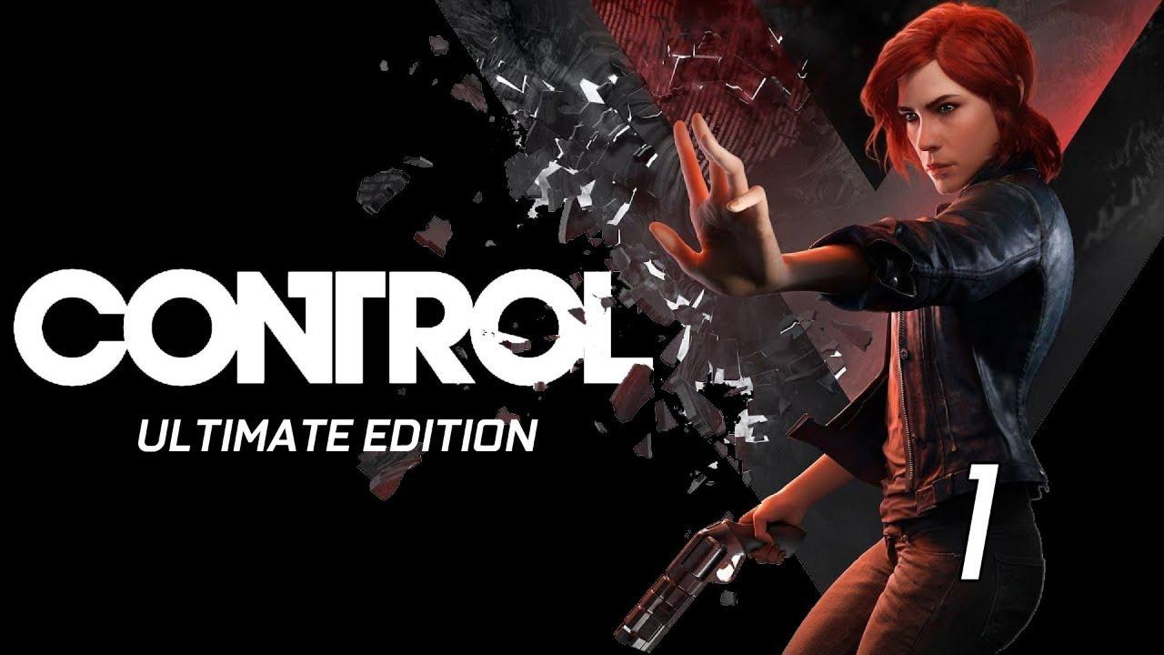 Control Ultimate Edition disponibile in digitale su PS5 e Xbox S X|S