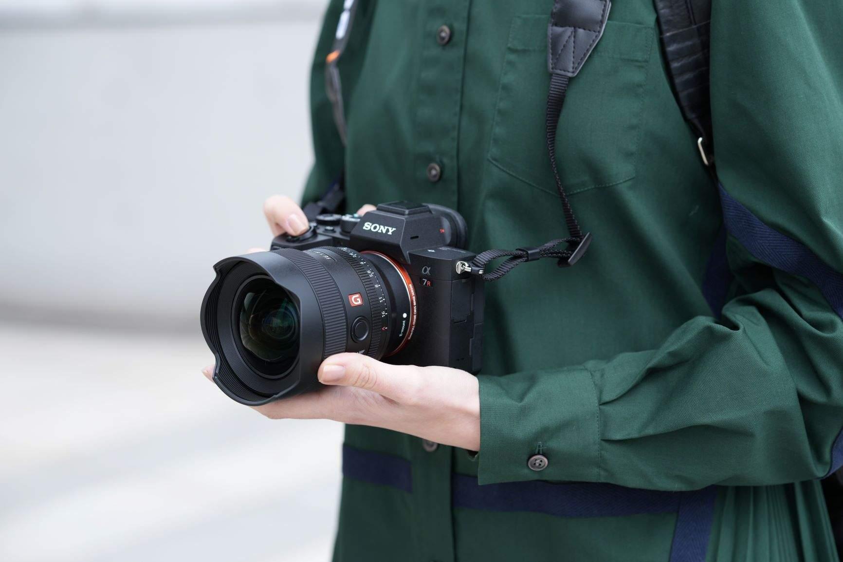 Sony annuncia un obiettivo super grandangolare apertura FE 14mm F1.8 GM