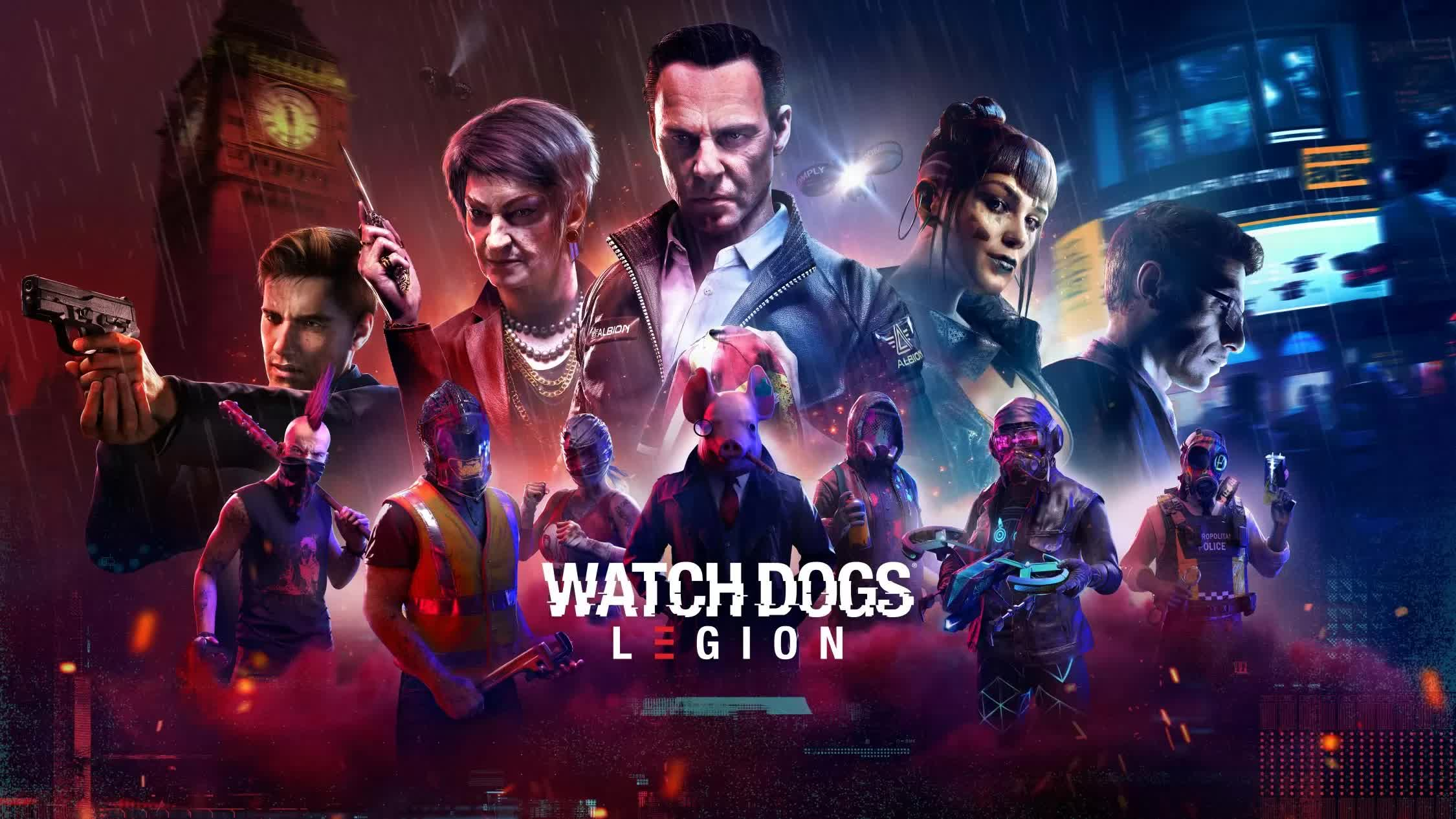 Watch Dogs Legion: Recensione PS4 Pro