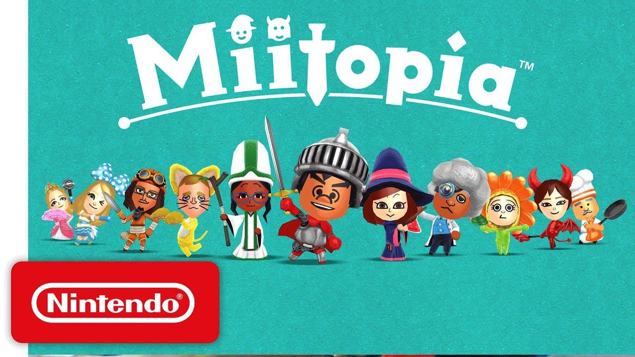 Nintendo - un video presenta le novità di Miitopia