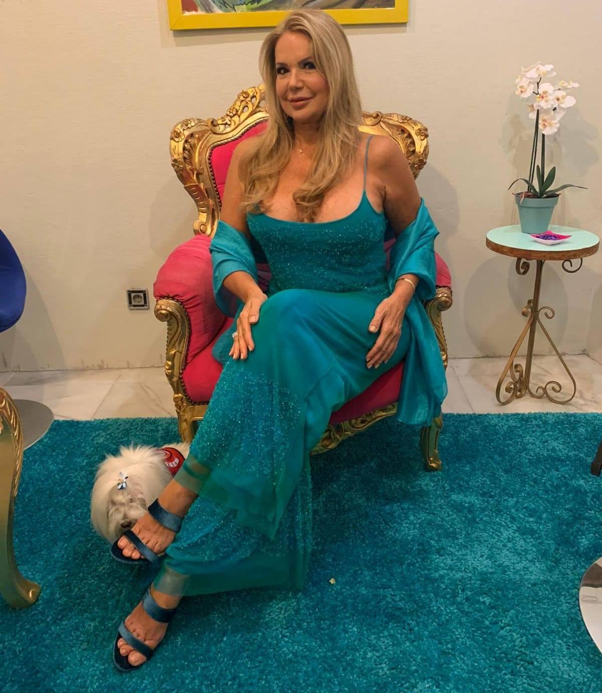 La diva delle telenovelas Jeannette Rodriguez rivela: Mi mancano i miei fan italiani