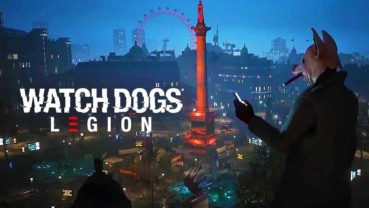 WATCH DOGS LEGION MODALITÀ ONLINE DISPONIBILE