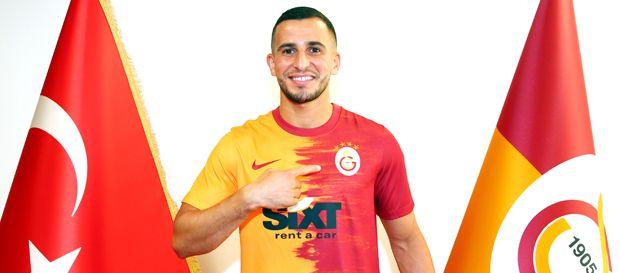 Elabdellaoui, difensore del Galatasaray ferito da fuochi d