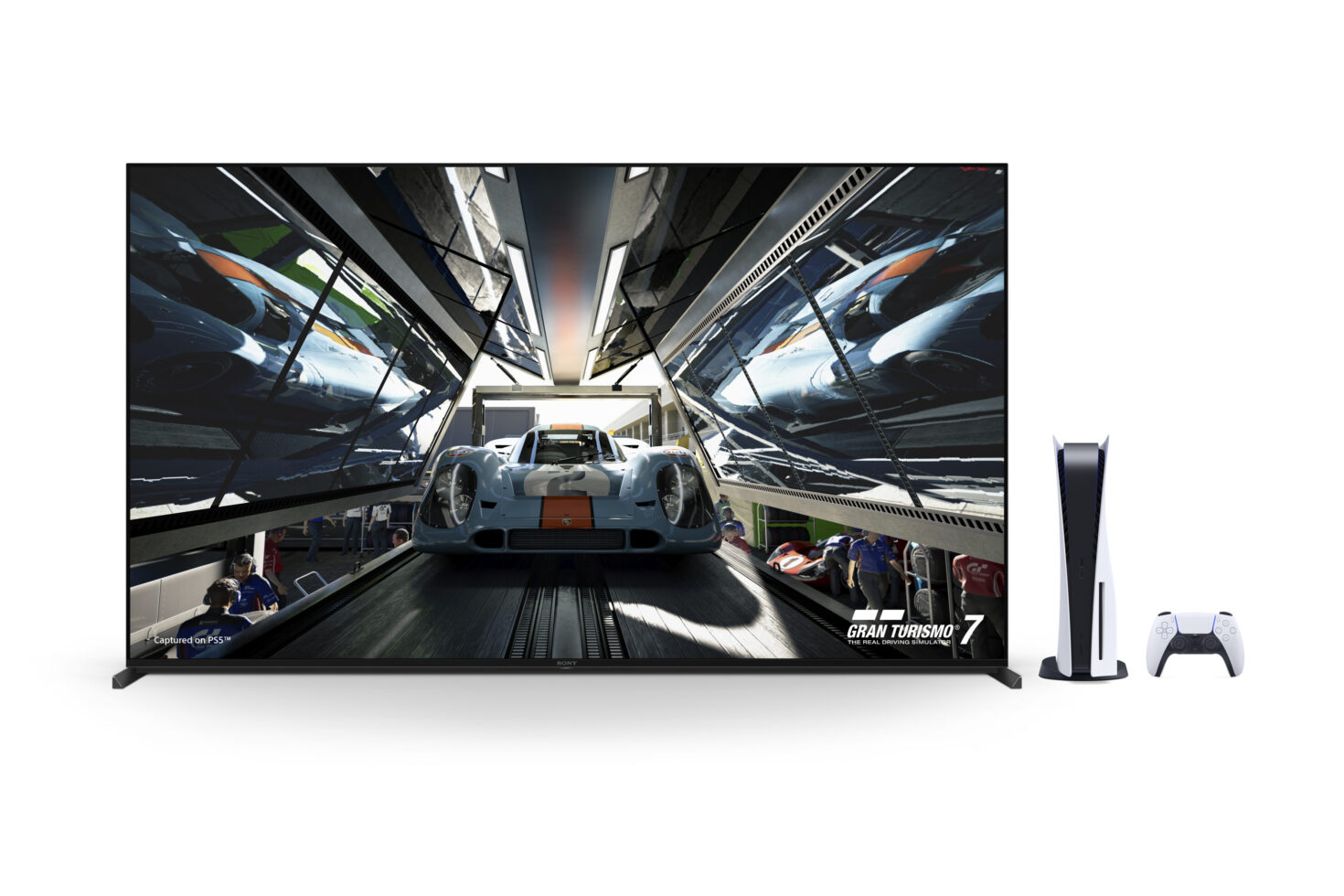 TV BRAVIA XR: Perfect for PlayStation 5