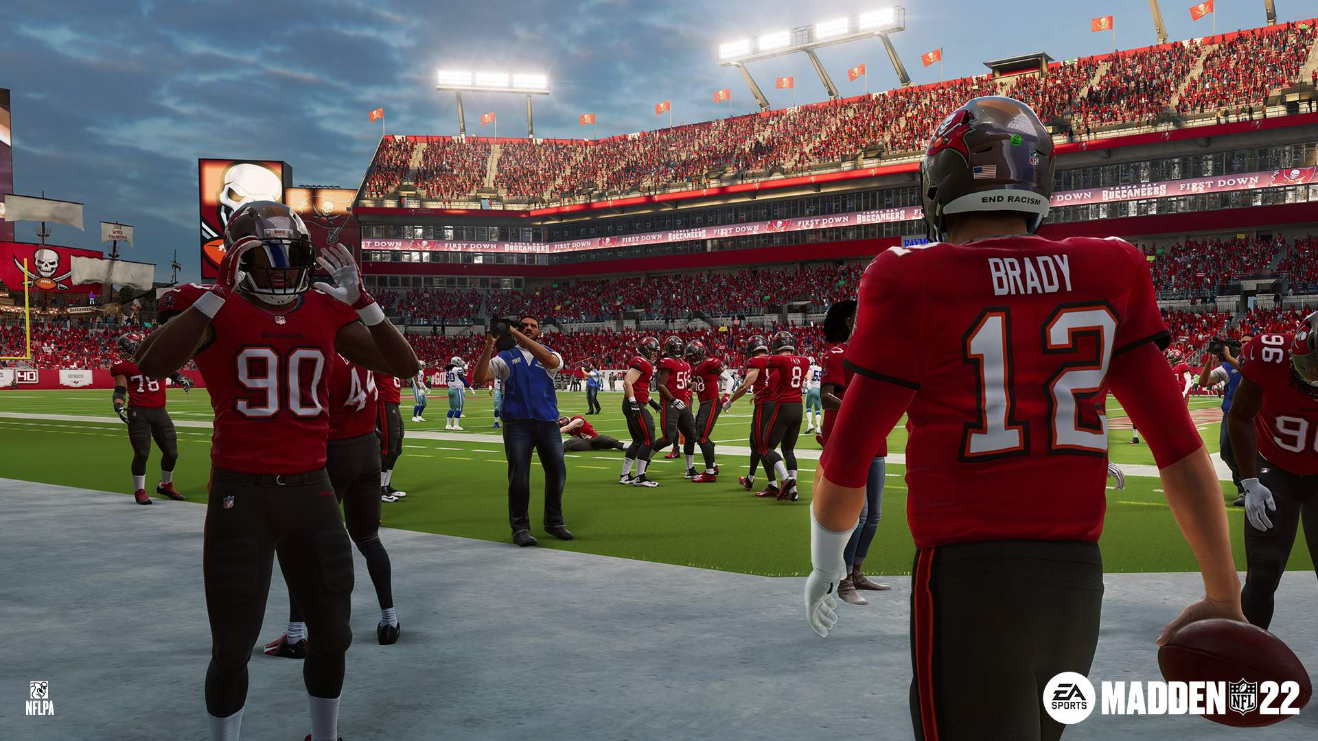 EA ANNUNCIA MADDEN NFL 22