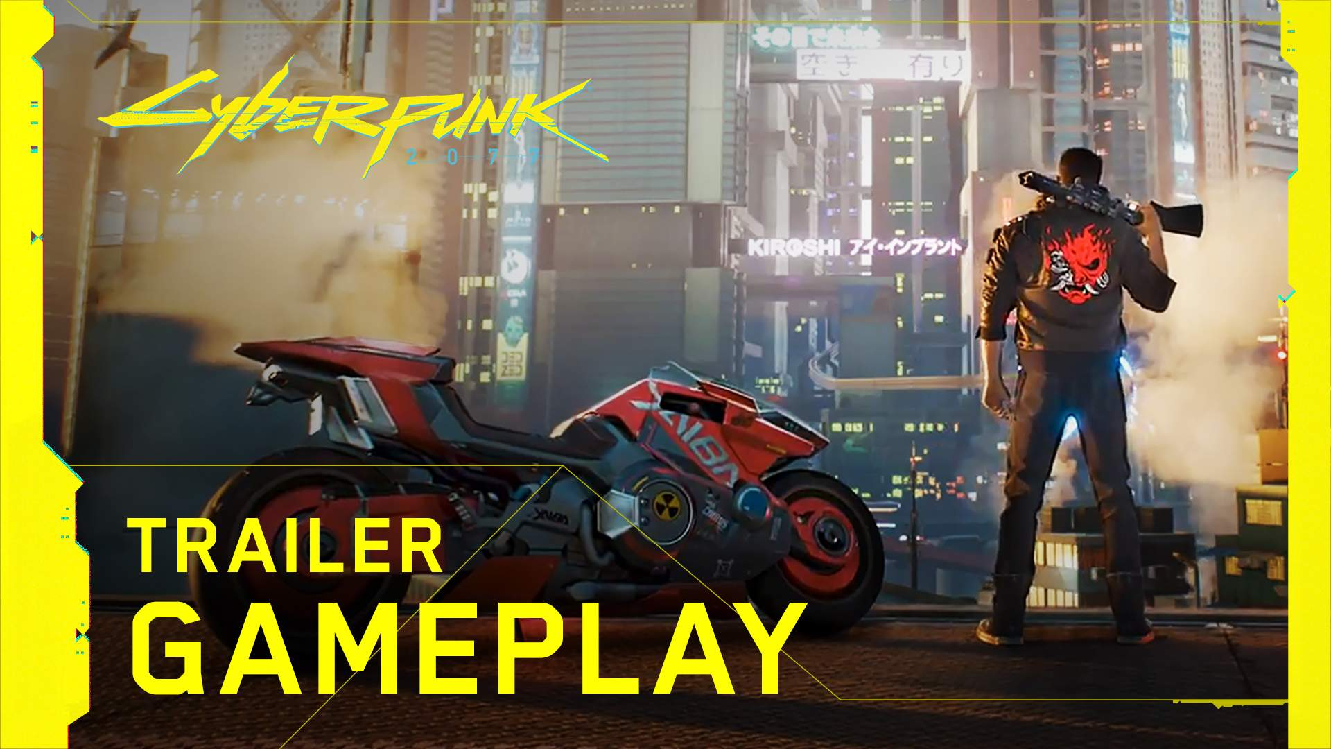 Cyberpunk 2077 nuovo gameplay trailer