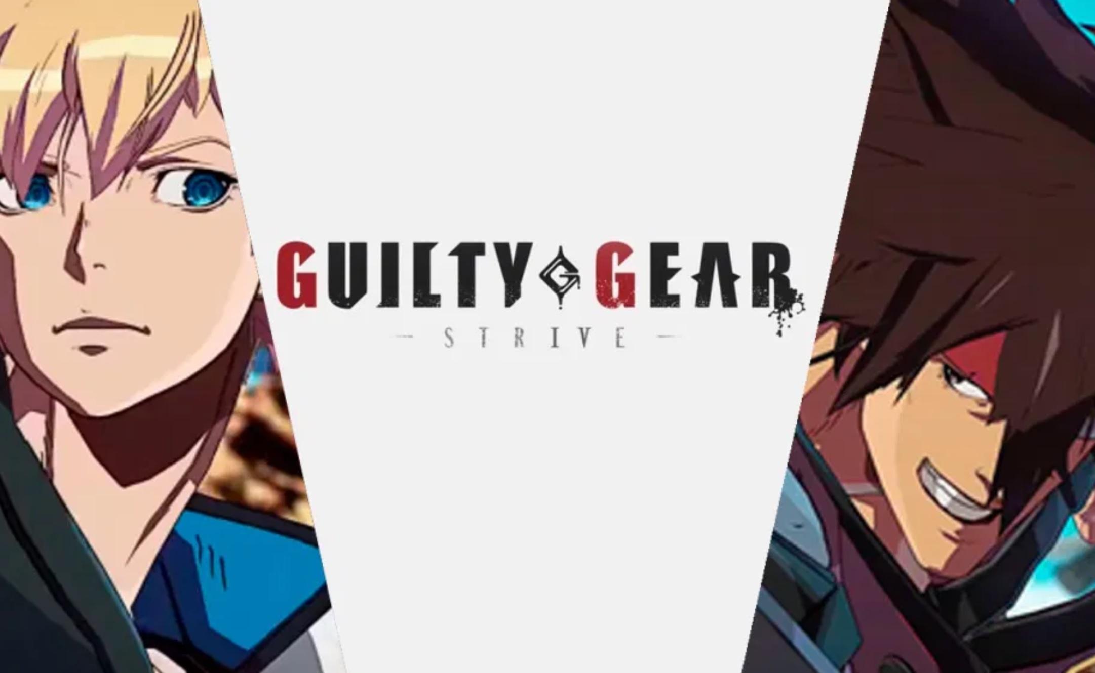 Guilty Gear Strive arriverà a giugno