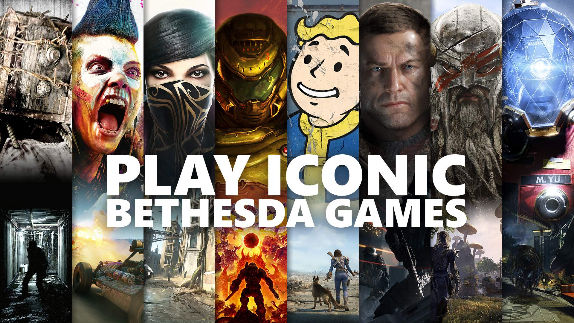Xbox Game Pass aggiunge 20 titoli di Bethesda
