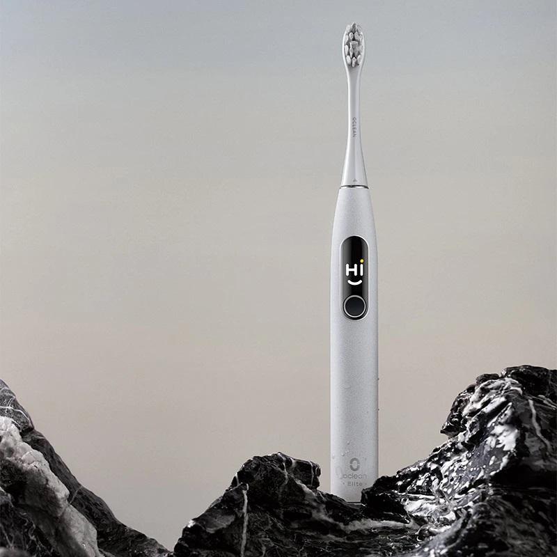Oclean X PRO Elite : Lo spazzolino sonico per una pulizia completa