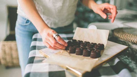 Benefici salutari del cioccolato fondente