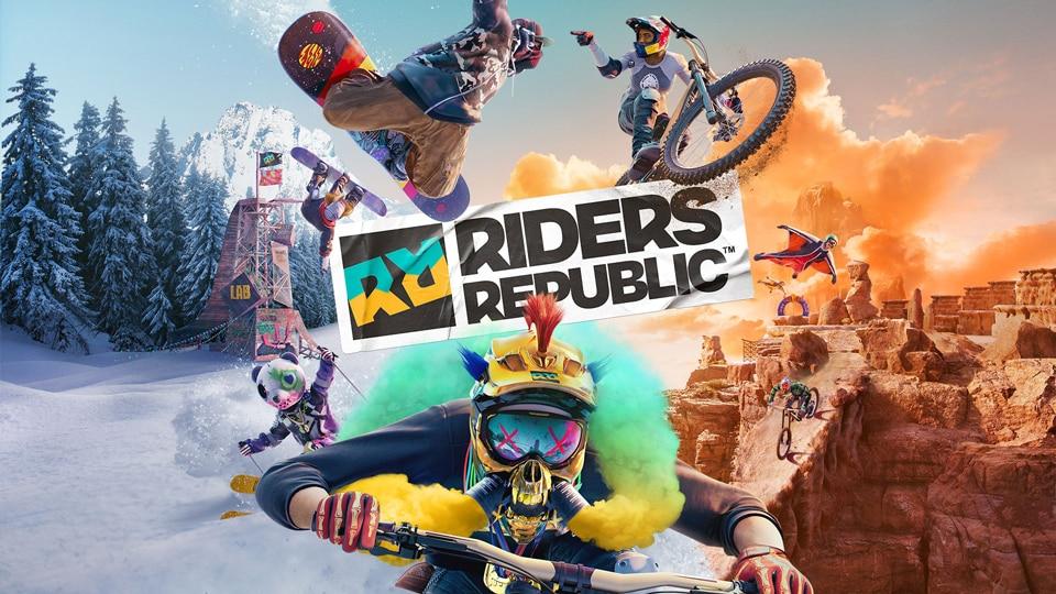 Riders Republic in prova dal 21 al 27 ottobre