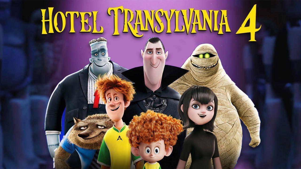 Hotel Transylvania 4: se non potete aspettare ecco il corto gratuito!