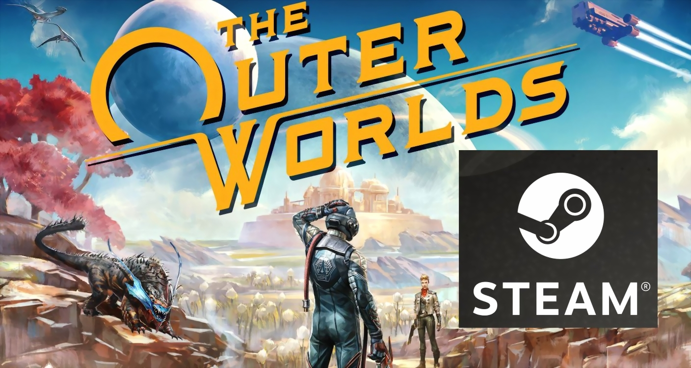 The Outer Worlds e Peril on Gorgon disponibili su Steam