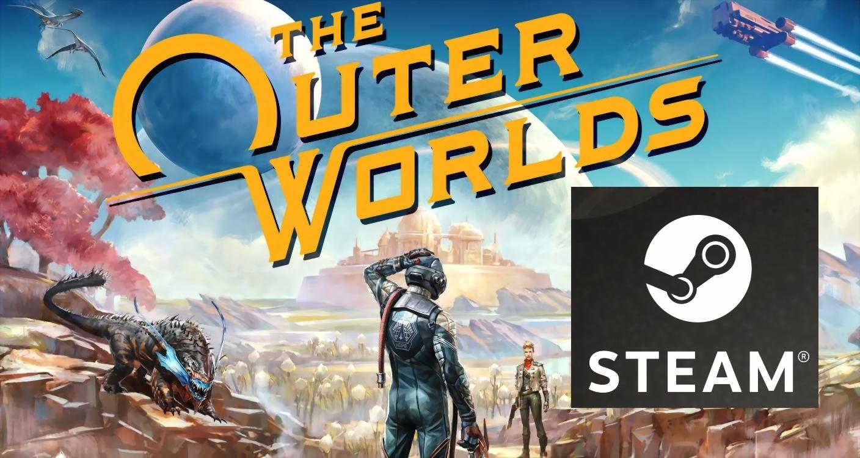 The Outer Worlds e Peril on Gorgon disponibili su Steam