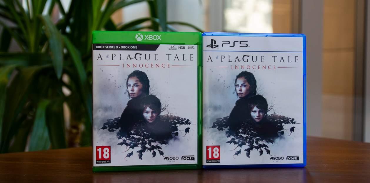 A Plague Tale: Innocence per PS5 e Xbox Series X versioni fisiche disponibili