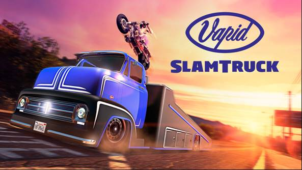 GTA Online: vi presentiamo il Vapid Slamtruck, il sogno di ogni stuntman