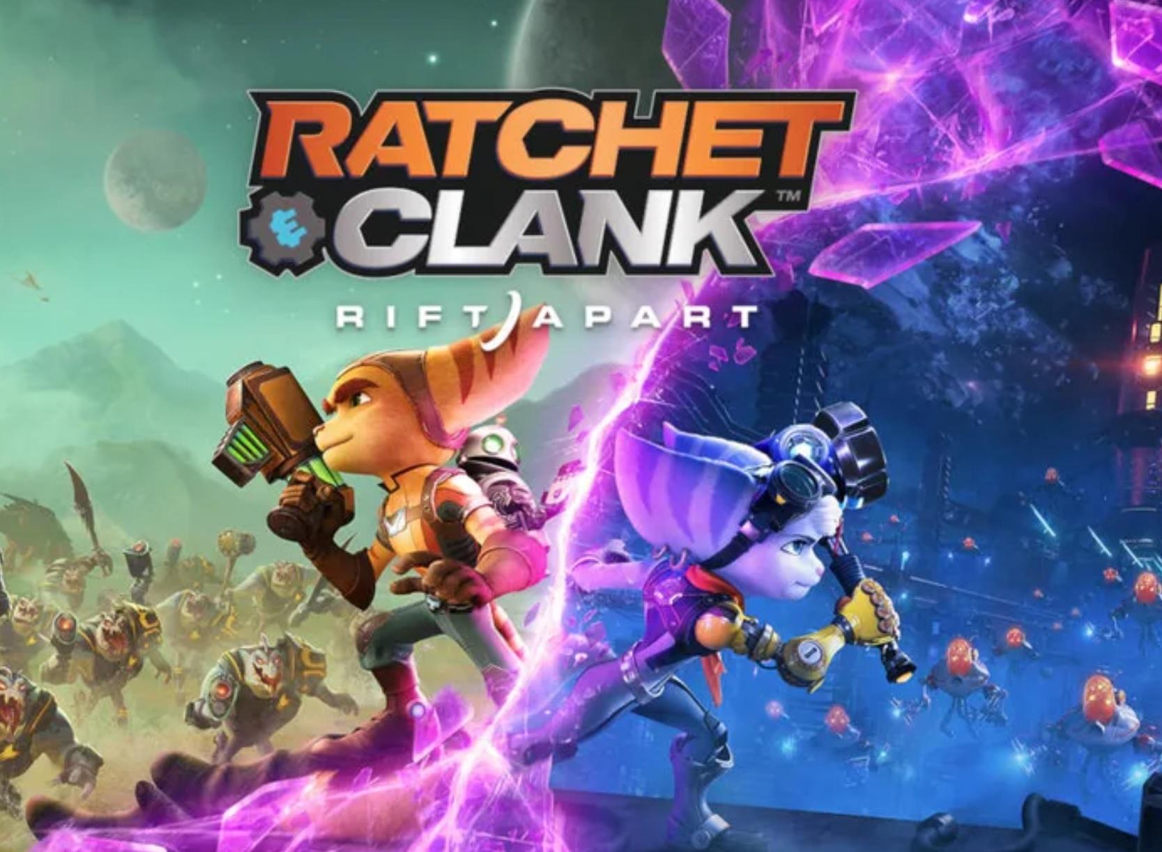 Ratchet & Clank Rift Apart arriva a giugno su PS5