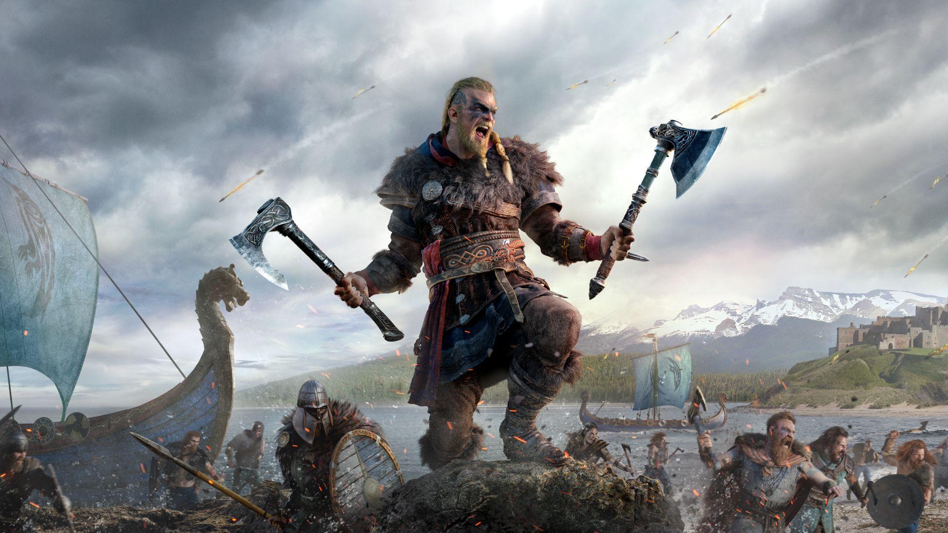Assassin's Creed Valhalla uscirà in tutto il mondo il 10 novembre