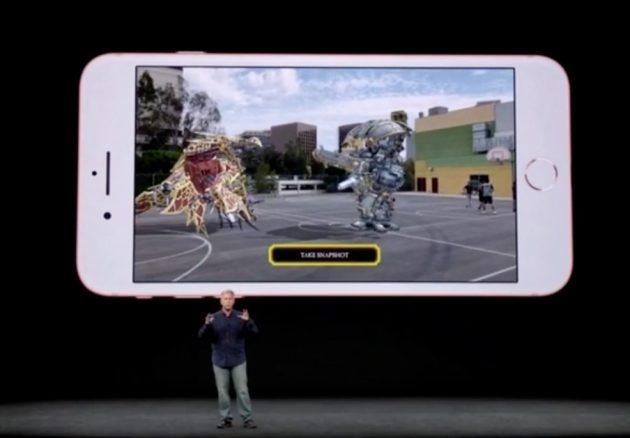 Tecnologia Lidar su iPhone 12 Pro e Pro Max per creare universi di realtà aumentata . Video