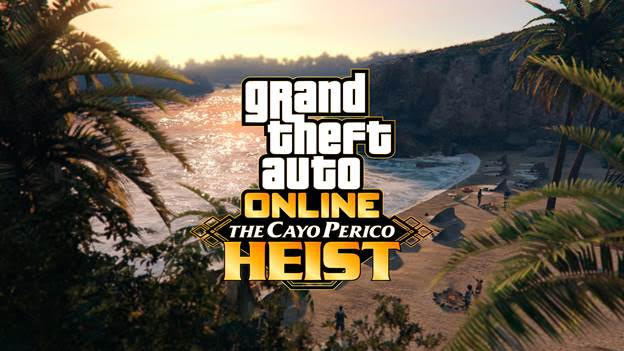 GTA Online: in arrivo The Cayo Perico Heist