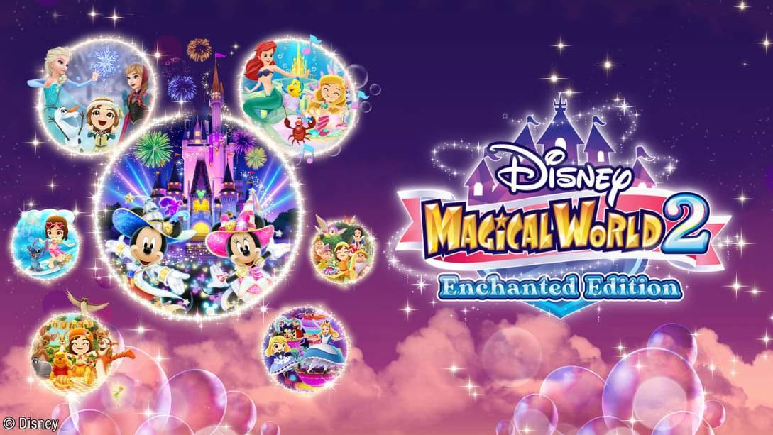 DISNEY MAGICAL WORLD 2: ENCHANTED EDITION ARRIVERÀ SU SWITCH A DICEMBRE
