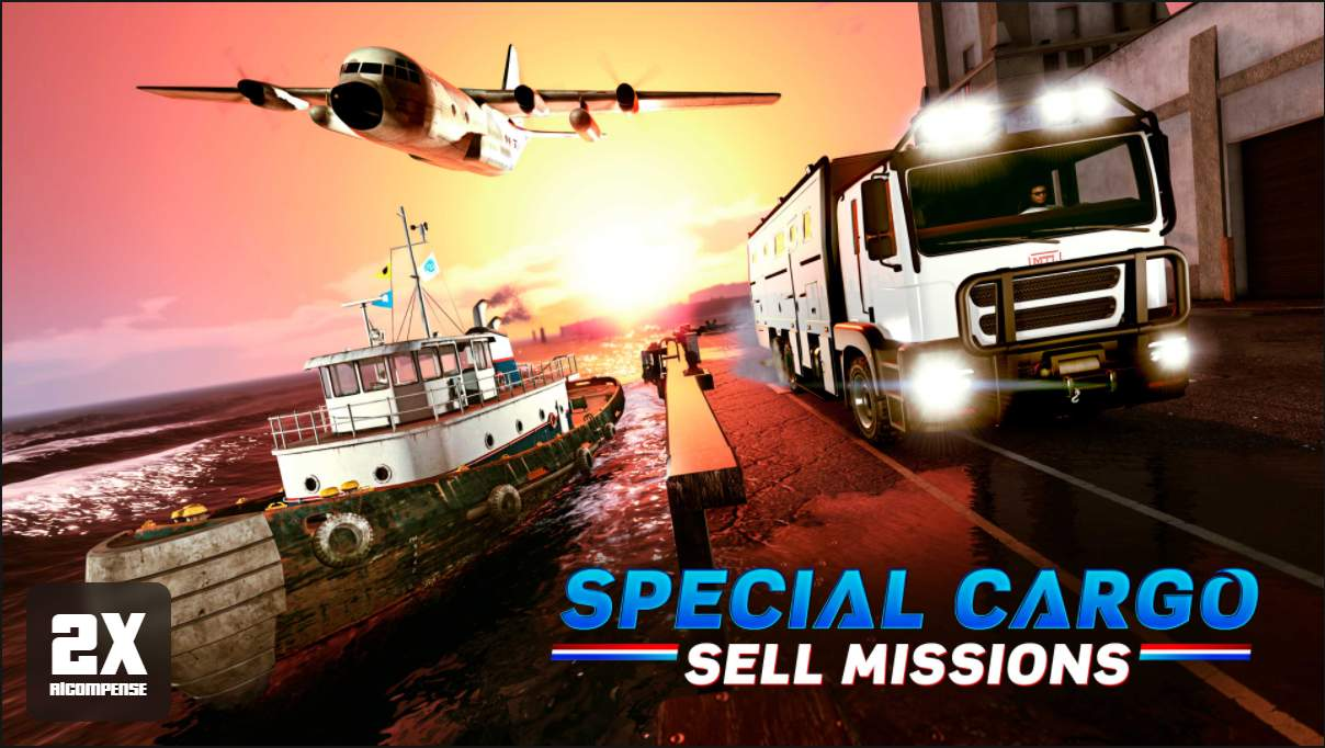 GTA Online: ricompense doppie nelle vendite di carichi speciali